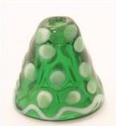Froschröckchen grün ca. 15 x 17mm