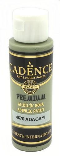 Cadence Acrylfarbe Premium salbei 70ml