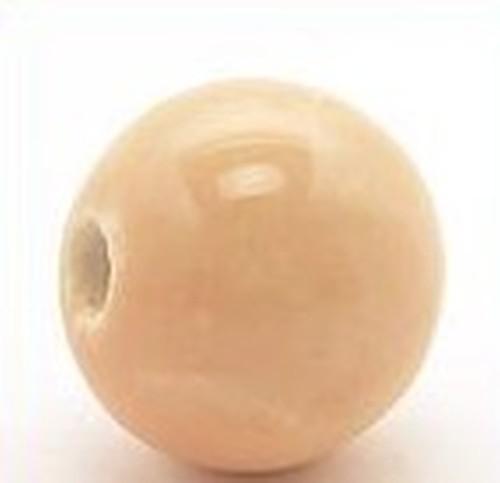 Keramikperle Pasipo ca. 18mm sahara