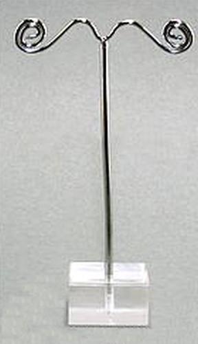 Ohrringständer mit Standfuß 6 x 10cm