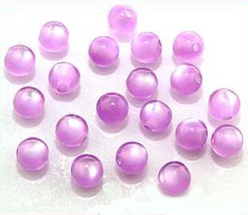 Polar-Perlen ca. 6mm #06 lila 20Stk