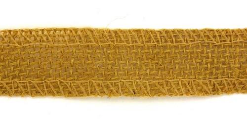 Juteband SCHMAL ca. 25mm breit 0,5m