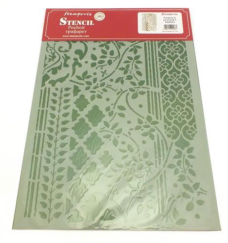 Stamperia Schablone Mixed Tapestries 21 x 29,7 cm