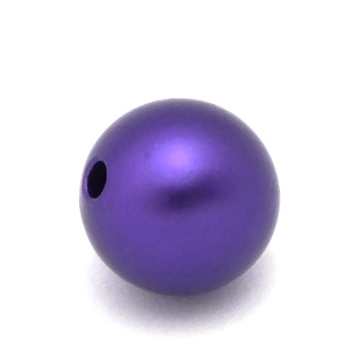 Loxalu® Beads Kugel ca. 10mm lila