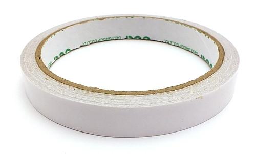 Rolle doppelseitiges Klebeband ca.12mm breit 1Stk