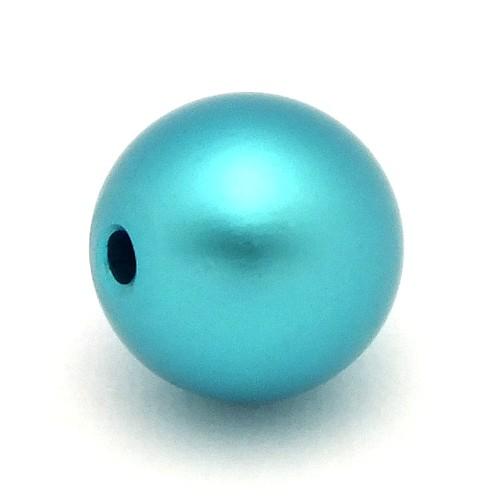 Loxalu® Beads Kugel ca. 10mm türkis