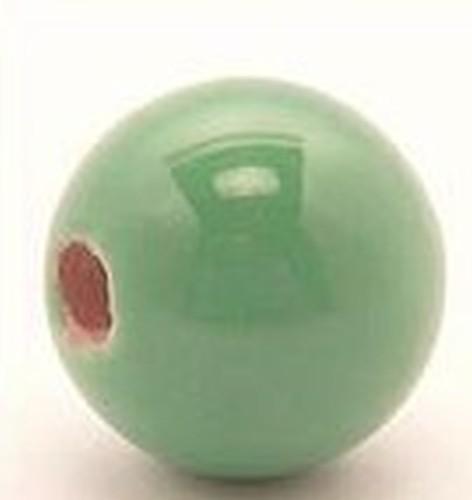 Keramikperle Pasipo ca. 19mm jade