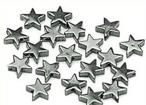 Hämatit Sterne ca. 8mm