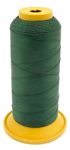 Häkelgarn grün ca. 0,2mm 450m
