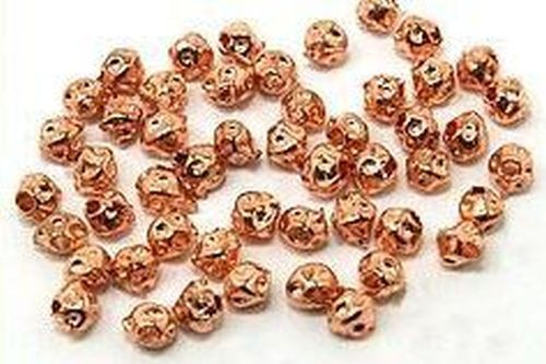 Metallklümpchen ca. 3mm kupferfarben