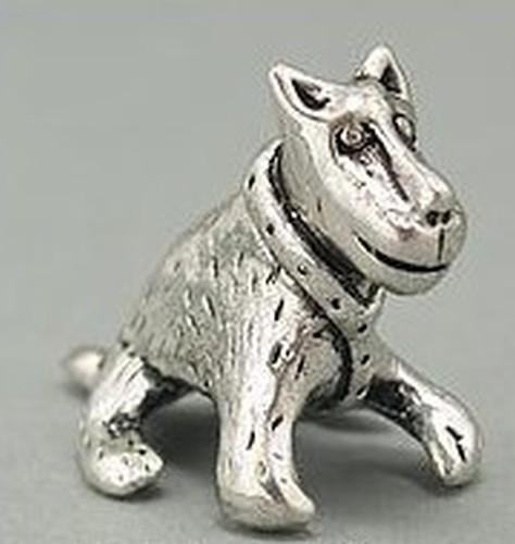 Funkelhund ca. 26mm für Perlen von ca. 14-22mm Größe
