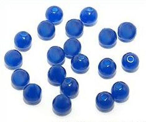 Polar-Perlen ca. 6mm #03 dunkelblau 20Stk