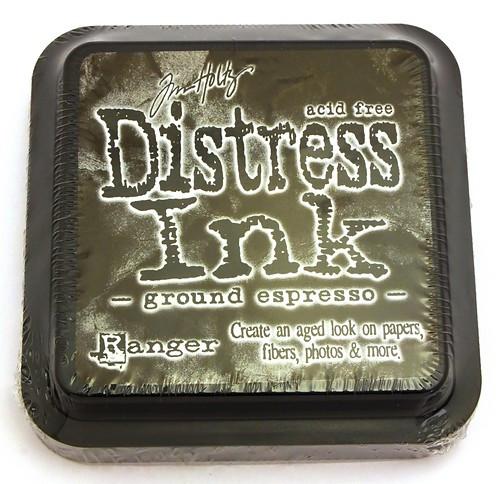 Ranger Distress Ink Ground Espresso 75 x 75 mm 1Stk