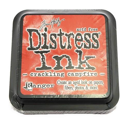 Ranger Distress Ink Crackling Campfire 75 x 75 mm 1Stk