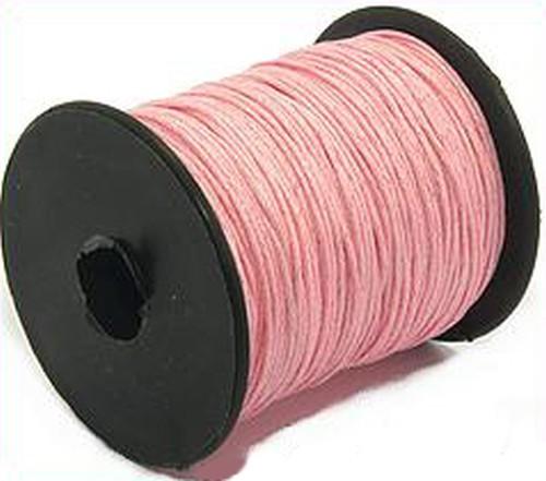 Schmuckkordel, Länge ca. 73m, Stärke ca. 1mm, rosa