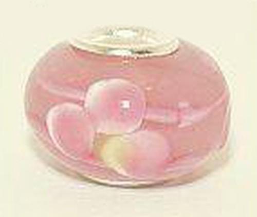 Wechselperle R1 ca. 15mm rosa