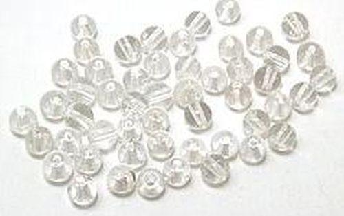 Bergkristall Kugeln ca. 4mm