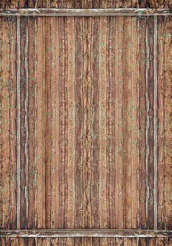 Stamperia Rice Papier Amazonia Wood A3 1 Bogen