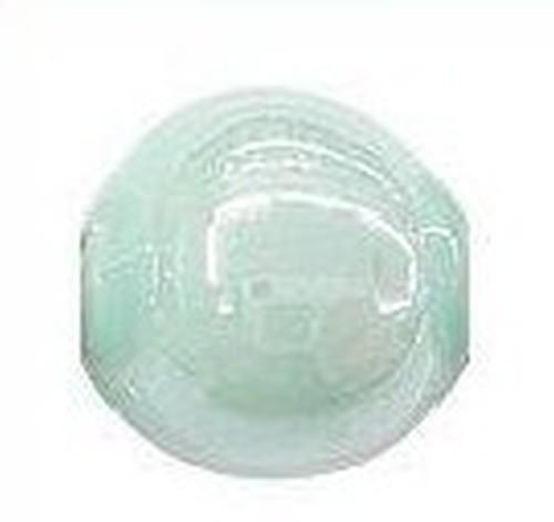 Keramikperle Karibu AB ca. 18mm mint