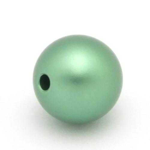 Loxalu® Beads Kugel ca. 10mm hellsmaragd