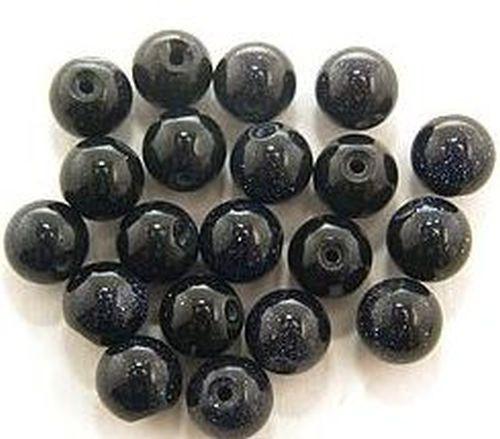 Blaufluss Kugeln ca. 8mm