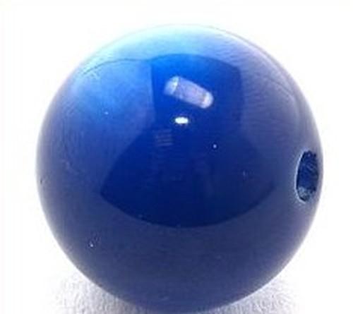 Polar-Perle ca. 17mm #03 dunkelblau