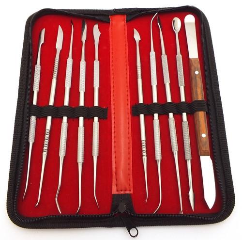 Modellierwerkzeug-Set 11-teilig