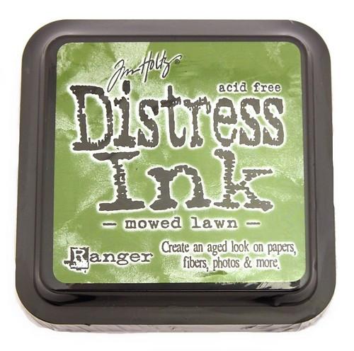Ranger Distress Ink Mowed Lawn 75 x 75 mm 1Stk