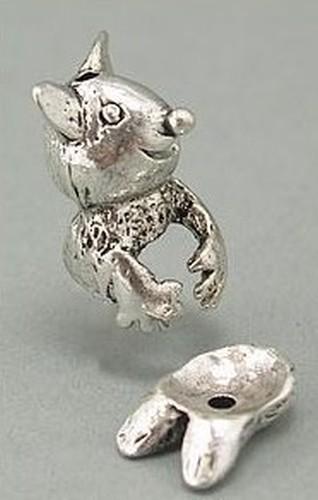 Funkelmaus für ca. 12 - 14mm große Perlen