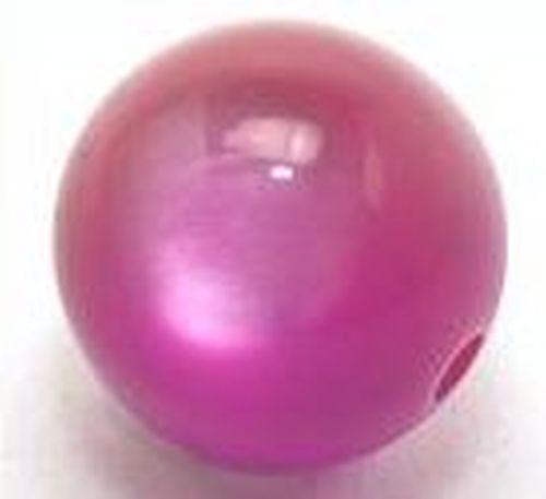 Polar-Perle ca. 20mm #27 fuchsia 1Stk