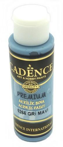 Cadence Acrylfarbe Premium gray-blue 70ml