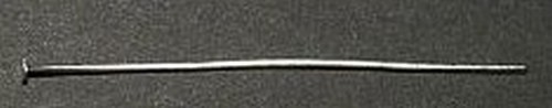 Headpins (Kettelstifte) silberfarben ca. 5cm