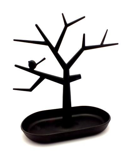 Anhängerbaum ca. 29 x 29cm schwarz