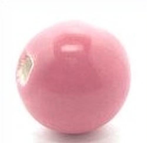 Keramikperle Pasipo ca. 20mm hibiskus