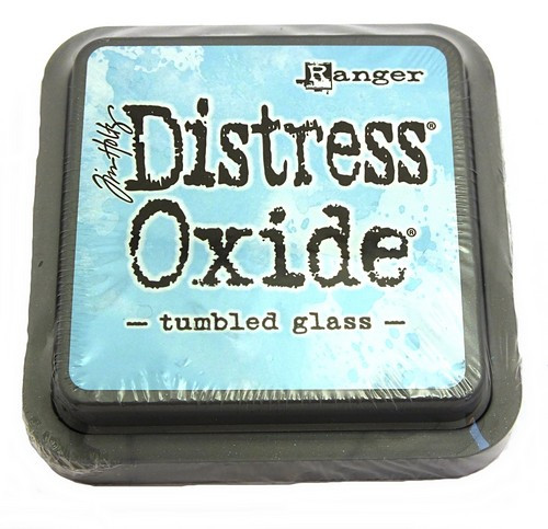 Ranger Distress Oxide Tumbled Glass 75 x 75 mm