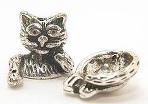 Funkelkater klein für Perlen von ca. 12-14 mm Größe