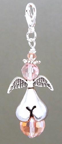 Glamour Arschengel®-Anhänger rosa