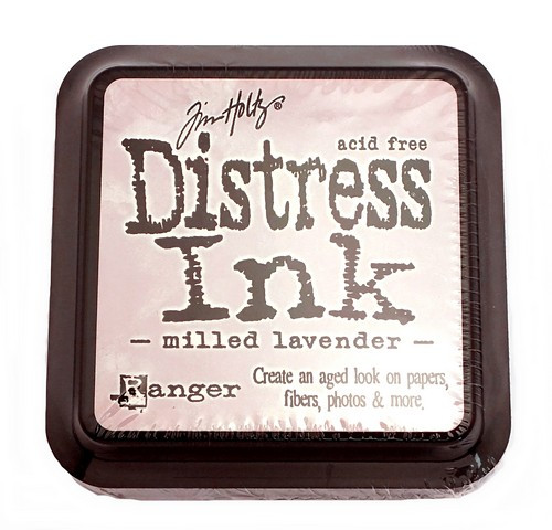Ranger Distress Ink Milled Lavender 75 x 75 mm 1Stk