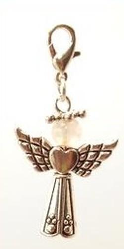 Engel der Liebe Rosenquarz