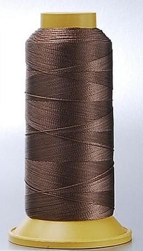 Häkelgarn hellbraun Nr.6 ca. 0,2mm, 450m