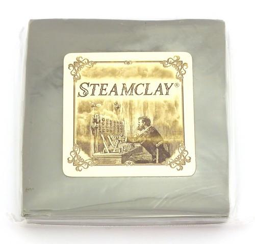 Steamclay® - ofenhärtende Modelliermasse grau ca.80g 1Stk