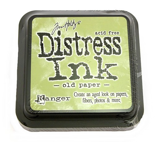 Ranger Distress Ink Old Paper 75 x 75 mm 1Stk