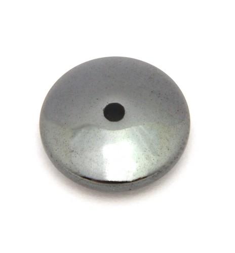 Hämatit Ufo groß ca. 12x3mm