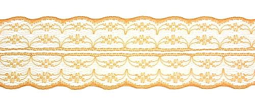 Tüllspitze Nostalgia ca. 5 cm breit antik linnen 0,5m