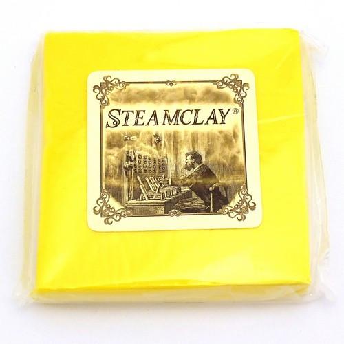 Steamclay® - ofenhärtende Modelliermasse zitronengelb ca.80g 1Stk