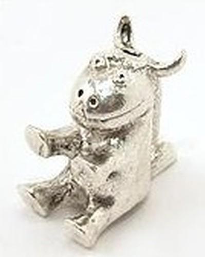 Funkelpferd KLEIN ca. 20mm für Perlen von ca.12mm