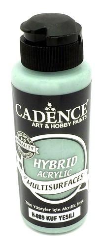 Cadence Hybrid Acrylfarbe mould green hell 120ml