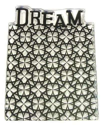 Stempel Dream ca. 7 x 9,5 cm 1Stk
