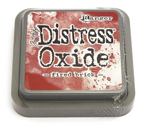 Ranger Distress Oxide Fired Brick 75 x 75 mm 1Stk