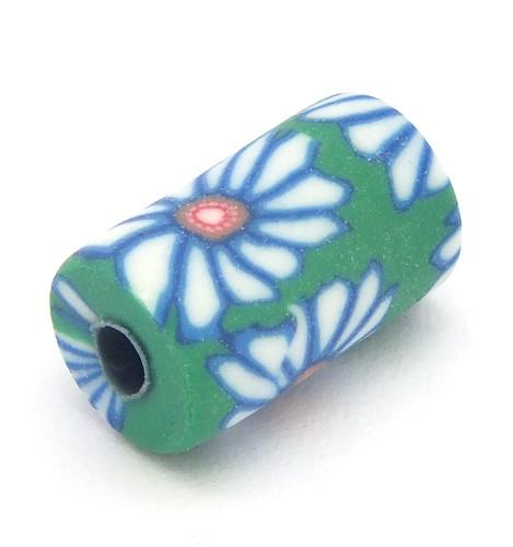 Blütenwalze Monet ca. 11 x 6mm 1Stk